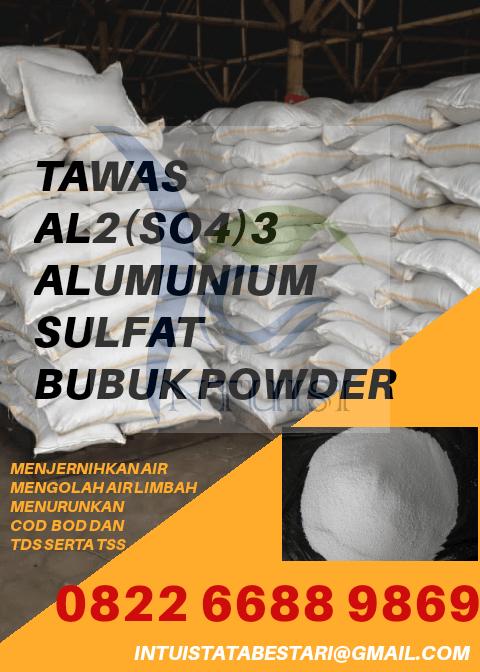 Jual Aluminium sulfat Di Tegal Service
