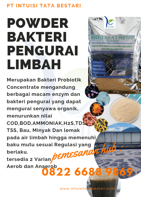 Produsen Bakteri Pengurai Limbah Di Melawi Service
